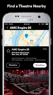 AMC Theatres screenshot 01