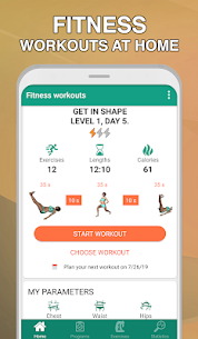 Fitness workouts for women – your coach & trainer 2.3.2 Download Mod Apk 1