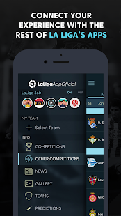 La Liga - Spanish Soccer League Official- screenshot thumbnail