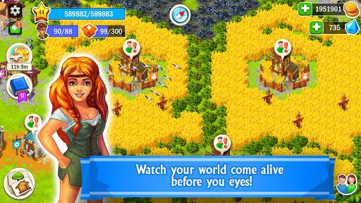 WORLDS Builder: Farm & Craft screenshots 2