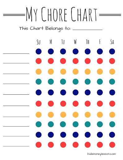 Of The Best Chore Charts For Kids To Help You Get Started