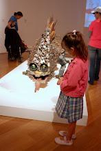 "Photo: Recomponiendo identidades. Antonio Berni. La sordidez, de la serie ""Los monstruos cósmicos"". 1964. The Museum of Fine Arts, Houston, EE.UU. Expo: Antonio Berni. Juanito y Ramona (MALBA 2014-2015)"