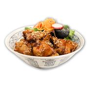 120. Teriyaki Chicken Don