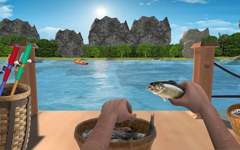 Real Fishing Simulator 2018 – Wild Fishing 8