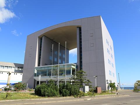 新日本海フェリー 小樽港フェリーターミナル