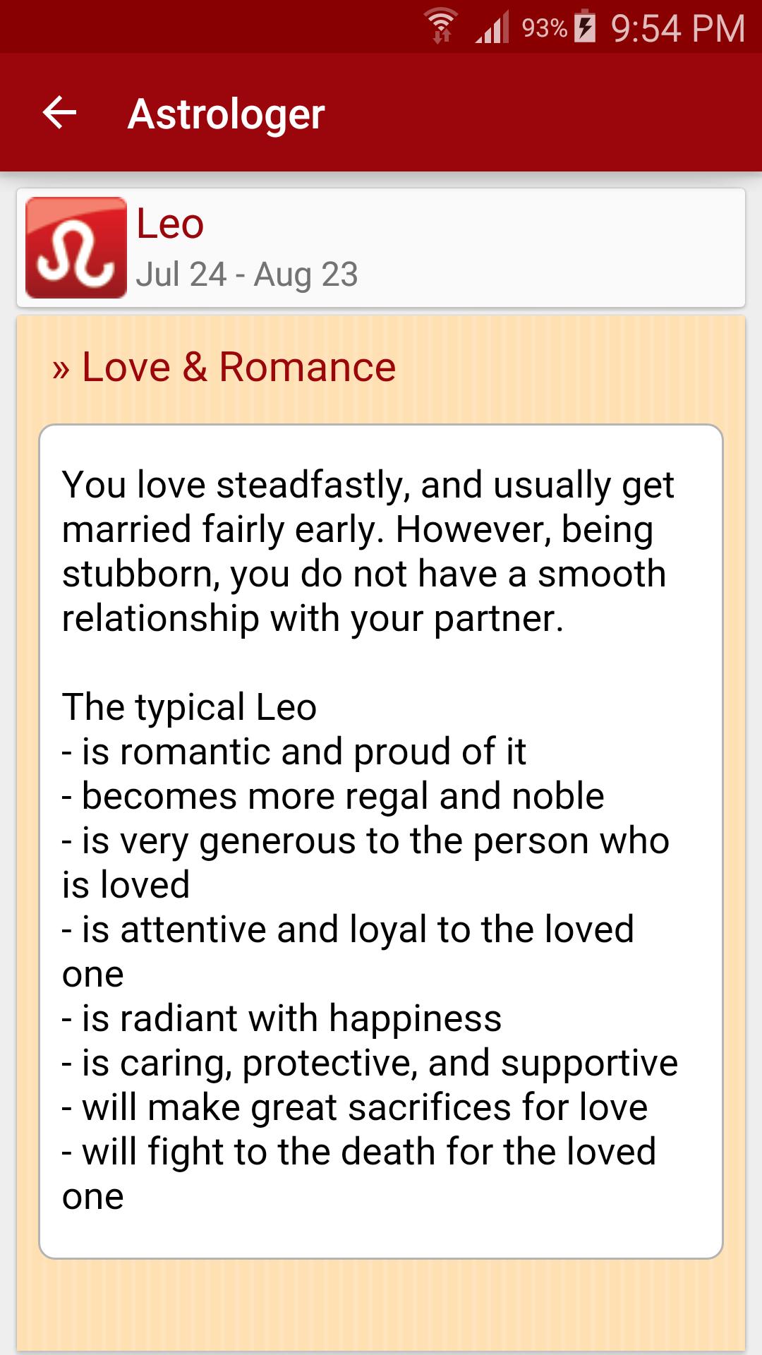 Astrologer screenshot #5