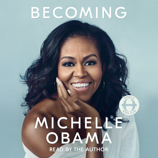 Аудиокниги в Google Play – Becoming, Michelle Obama