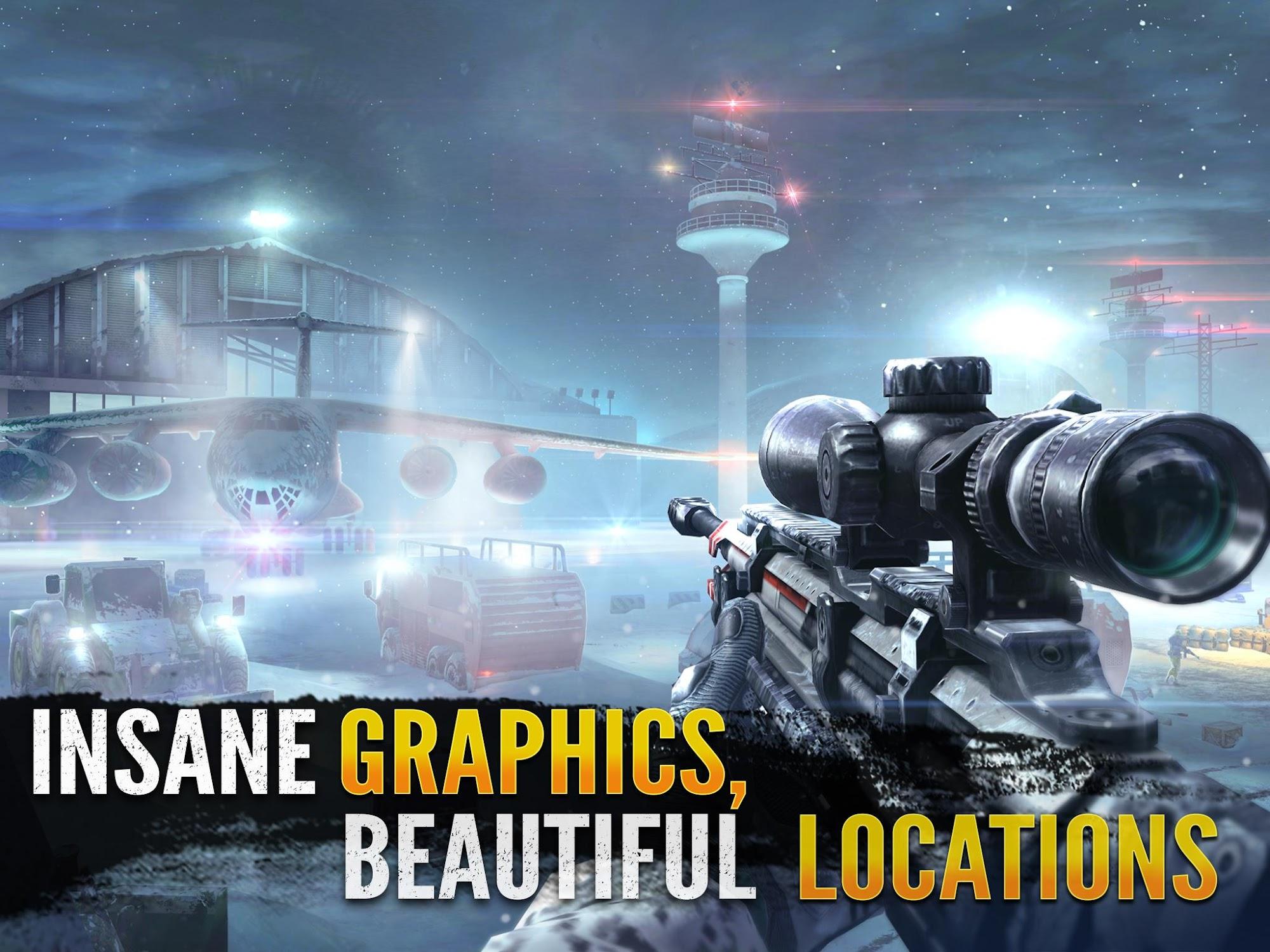 Sniper Fury screenshot #2