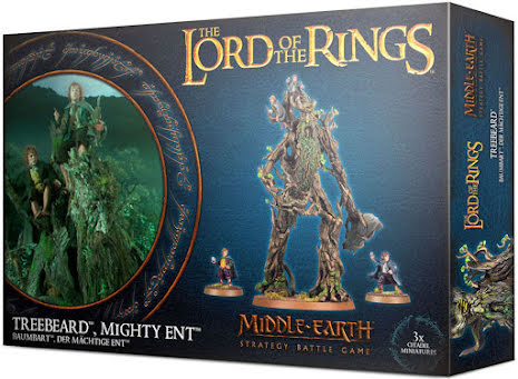 MIDDLE-EARTH SBG: TREEBEARD MIGHTY ENT