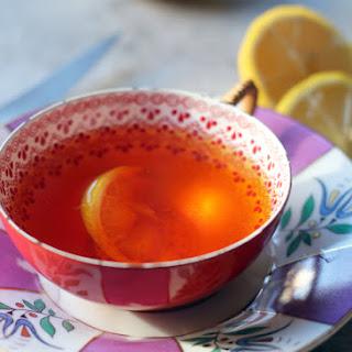 Hot Chai Toddy Recipe