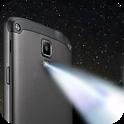 Flashlight: Led torch flash light icon