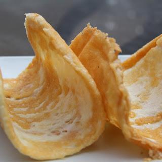 Cheese Taco Shells.