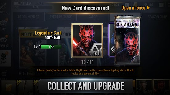 Star Wars™: Force Arena Hack for the game