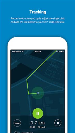 CITY CYCLING screenshot 2