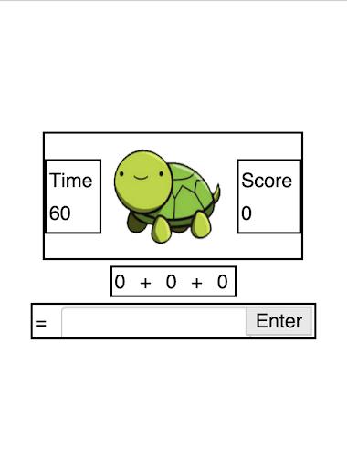 Turtle Maths