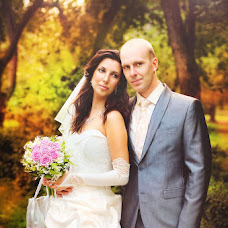 Wedding photographer Anna Borovikova (Borovikova). Photo of 02.10.2013