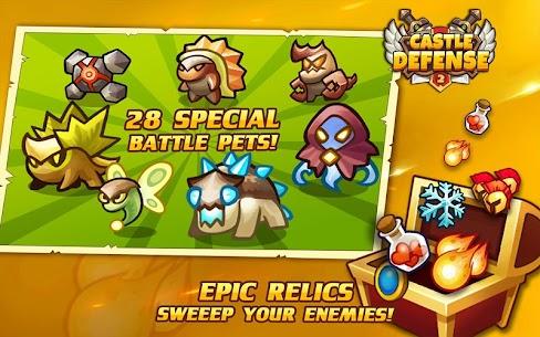 Castle Defense 2 MOD Apk 3.2.2(Unlimited Money) 5