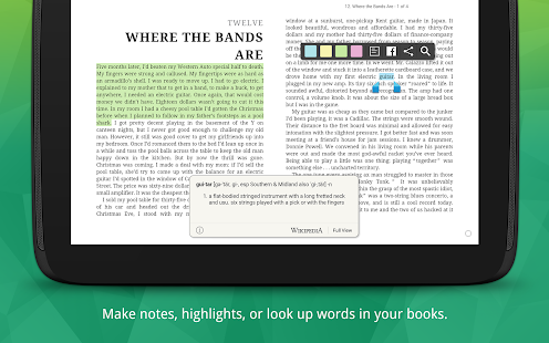 Kobo books ebooks audiobooks apps on google play screenshot image fandeluxe Choice Image