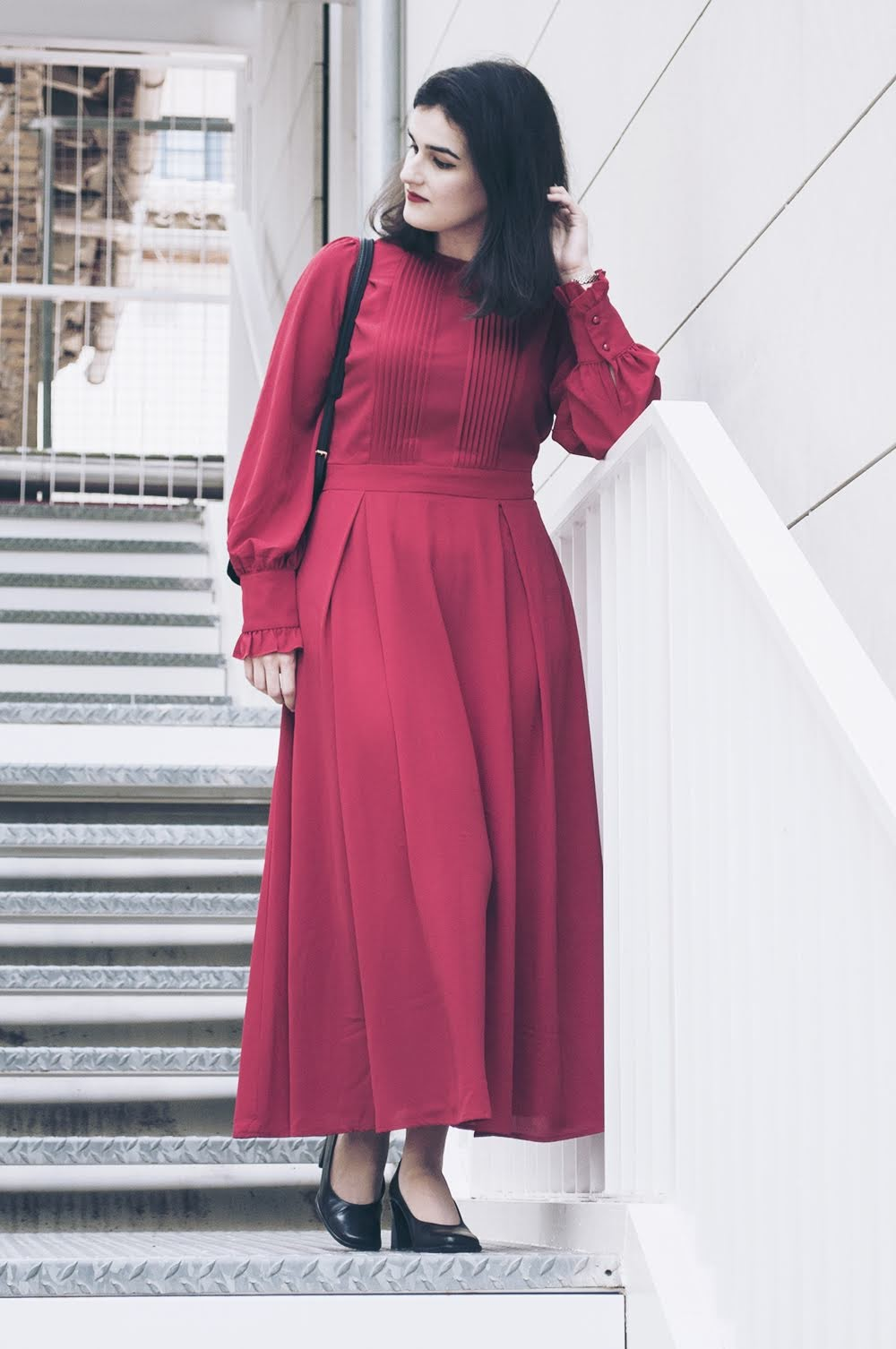 somethingfashion valenciablogger spain collaboration fashionblogger shein amanda ramón longdresses outfit idea ootd_0087