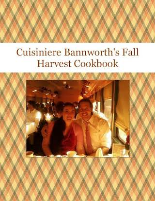 Cuisiniere Bannworth's Fall Harvest Cookbook