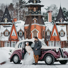Wedding photographer Denis Scherbakov (RedDen). Photo of 20.01.2017