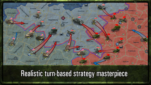 Strategy & Tactics: WW2  screenshots 1