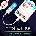 OTG USB - USB OTG Connector icon