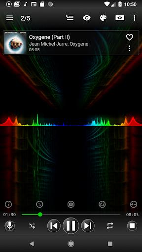 Spectrolizer - Music Player & Visualizer 1.6.57 screenshots 1