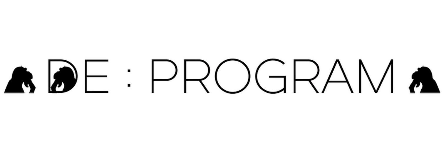 DE:PROGRAM / BIRTHDAY PARTY / FUNDRAISER