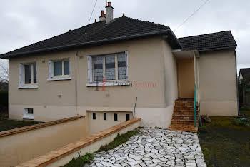 Maison 4 pièces 74,4 m2