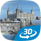 Tower of London interactive educational VR 3D