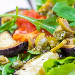 Roasted Veggie Salad.