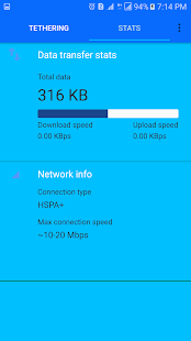 Free USB Tethering Screenshot