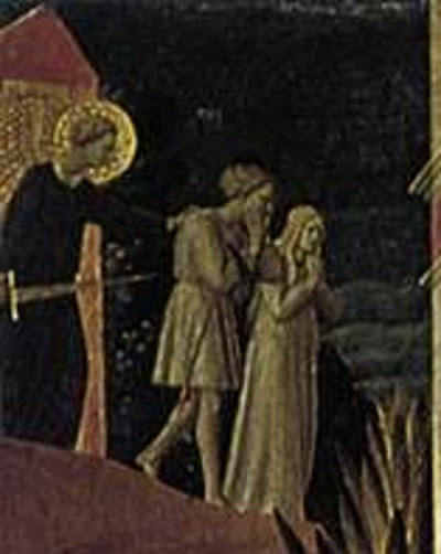 Article on Fra Angelico's Annunciation