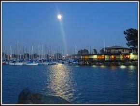 Photo: The Berkeley yacht harbor