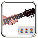 Key Guitar For Beginners Icon