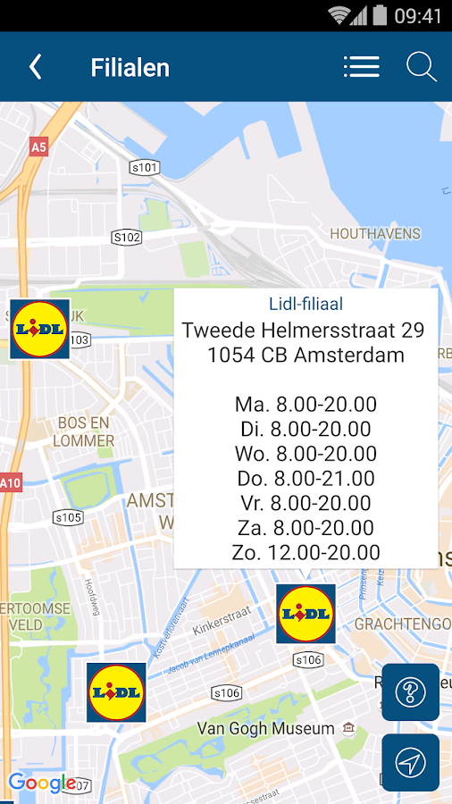 Lidl - Aanbiedingen & folders: screenshot