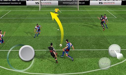 Ultimate Soccer - Football screenshot 7