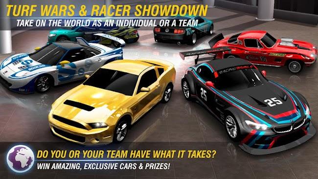 Racing Rivals- screenshot