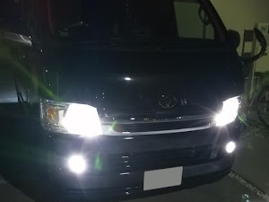 ハイエース TRH200V のカスタム事例画像 tomoさんの2021年01月09日19:06の投稿
