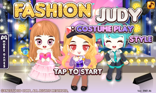 Fashion Judy : Costume play