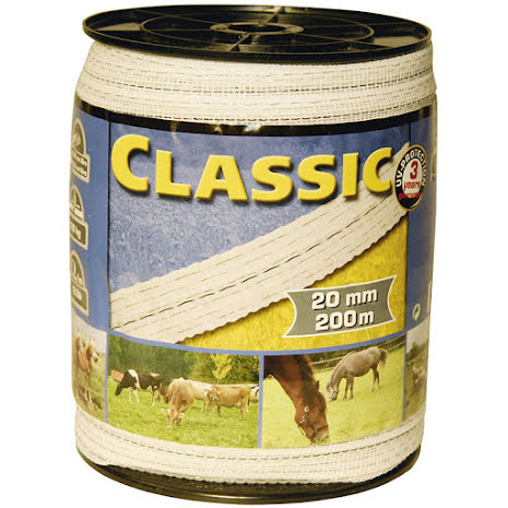 Elband Classic 20 mm 200 Meter. 2,56 Ohm/m