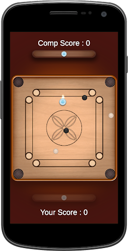 Carrom Board King  captures d'écran 2