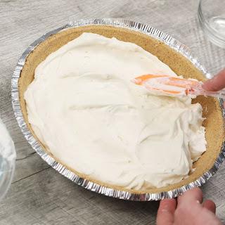 No-bake Cherry Cheesecake.