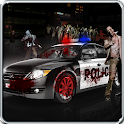 Police Car Chase Vs  Zombie icon