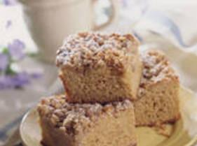 Cinnamon Top Coffee Cake Recipe
