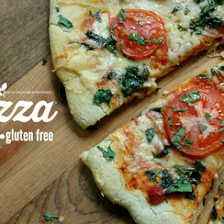Quick & Delicious Gluten Free Pizza