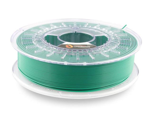 Fillamentum Extrafill Turquoise Green PLA Filament - 2.85mm (0.75kg)