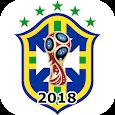 Brasil na Copa do Mundo Rússia 2018 apk