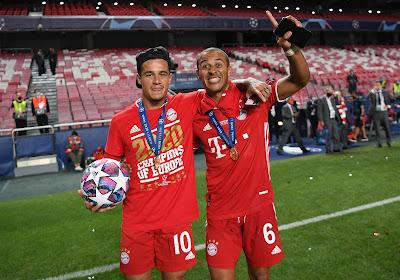 Philippe Coutinho heeft zijn laatste wedstrijd voor Bayern gespeeld